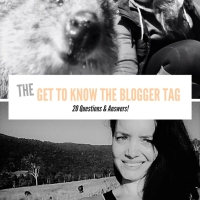 MEET THE 'BLOGGER' – 20 QUESTIONS & ANSWERS!