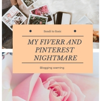 WARNING FOR ALL BLOGGERS: FIVERR AND PINTEREST